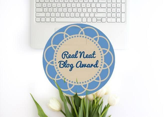 The Real Neat BlogAward