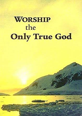Cult Of Praise: Only God Deserves Our Praise &Worship