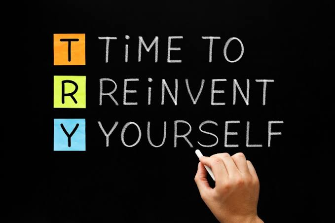 Be Enormously Dedicated to Reinventing Your PersonalLife
