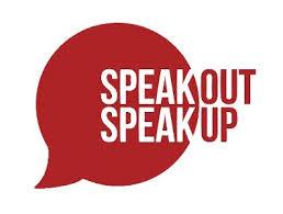 Speak Up For What You BelieveIn