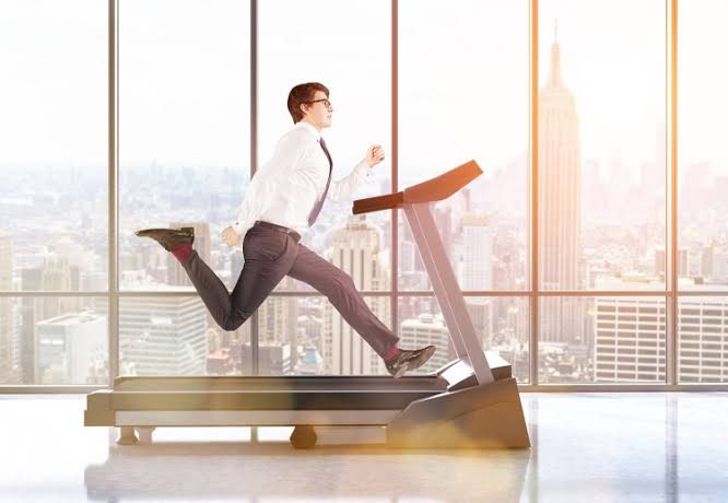 Purposeful Living: Get Off The Treadmill For AMoment!