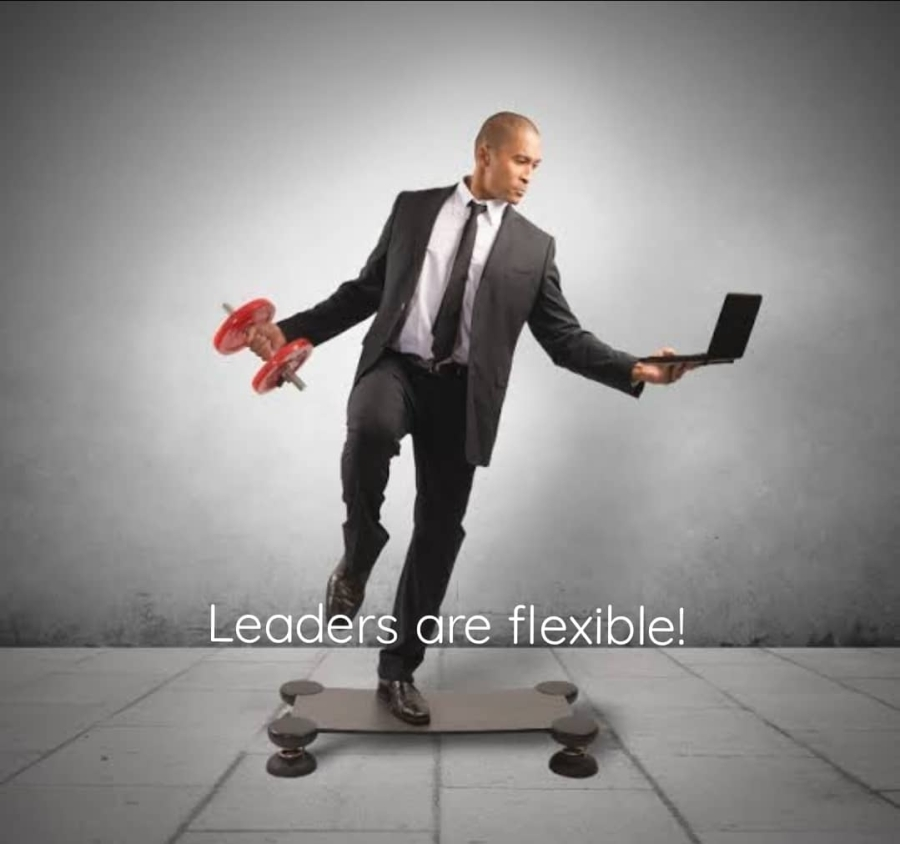 New Leading Style: Leaders AreFlexible